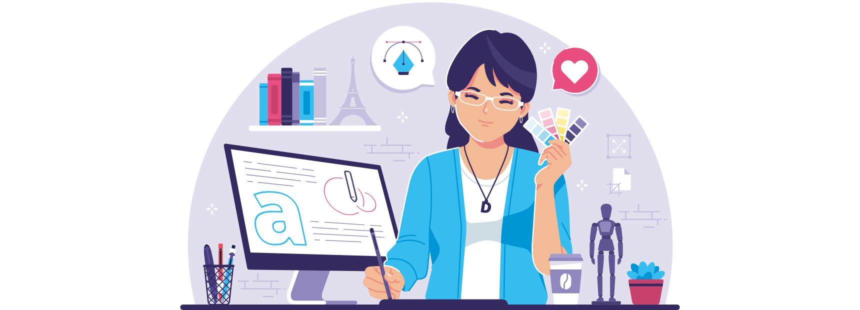 ¿Cómo encontrar a un buen diseñador gráfico y a un buen programador?