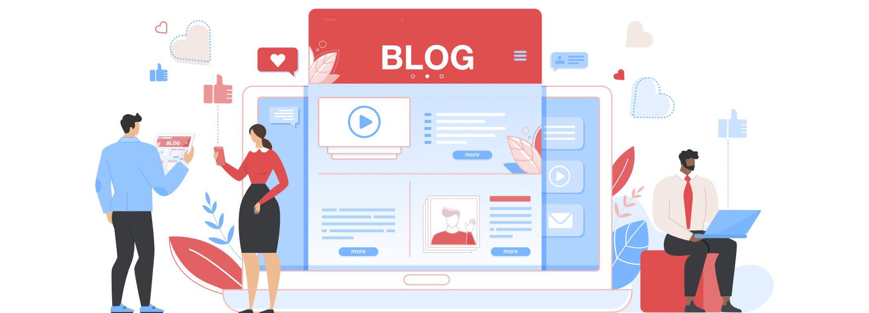 Importancia de tener un Blog